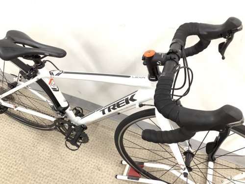 自転車のTREK トレック