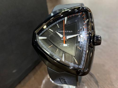 腕時計のHAMILTON ハミルトン
