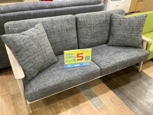 シギヤマ家具のソファ