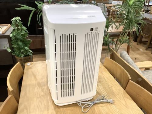 空気清浄機の加湿