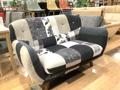 関家具のソファ