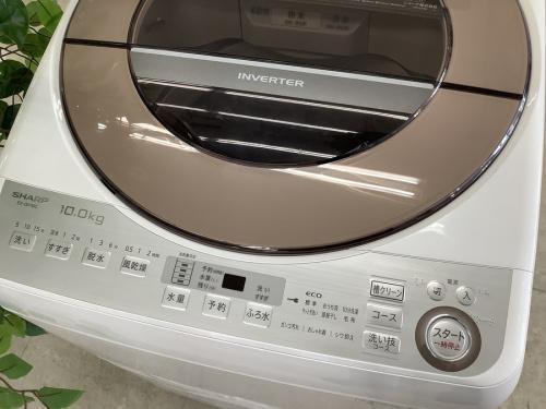 SHARPの中古 洗濯機