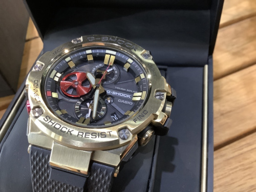 CASIOの腕時計 中古