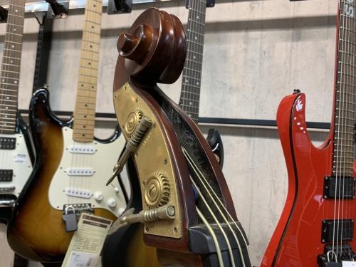 コントラバスの南大沢 八王子 楽器買取