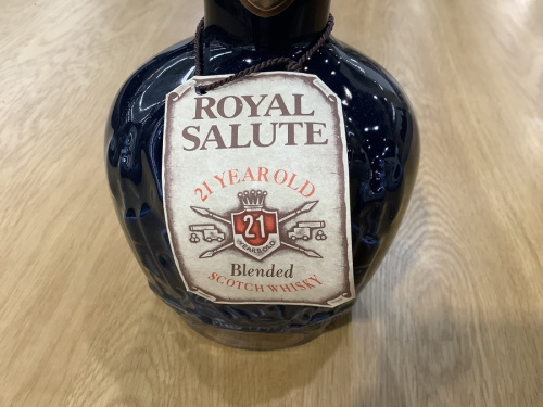 シーバスリーガルの八王子 南大沢 酒 買取