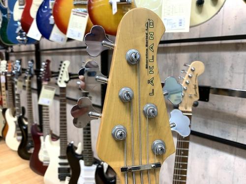 エレキベースの南大沢 八王子 楽器買取