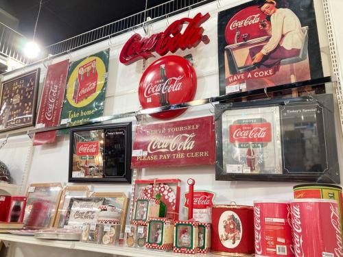 アメリカン雑貨のコカ・コーラ