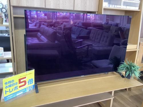 生活家電の有機ELテレビ
