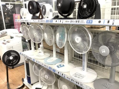 夏物家電のエアコン