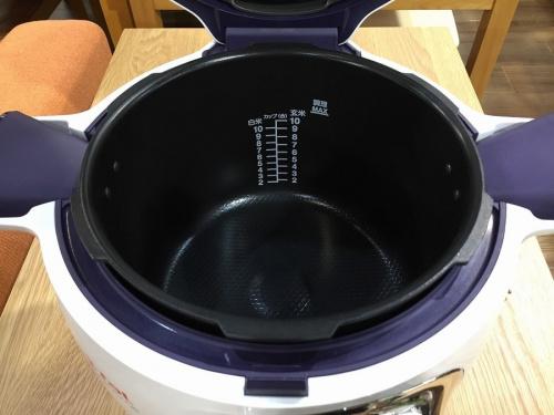 電気圧力鍋のT-fal ティファール