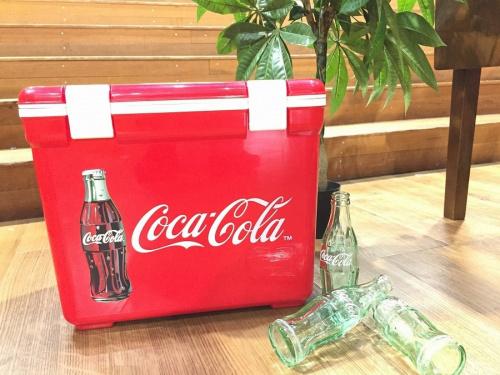アウトドア用品のCoca Cola コカコーラ