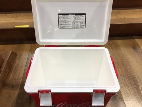Coca Cola コカコーラのクーラーボックス