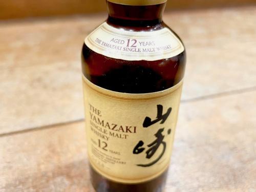 山崎のミニボトル