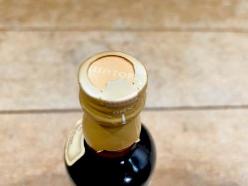 ミニボトルのサントリー
