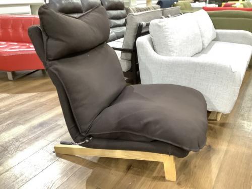 無印良品のハイバックリクライニングソファー