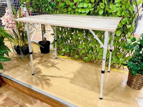 アウトドアテーブルの八王子 アウトドア