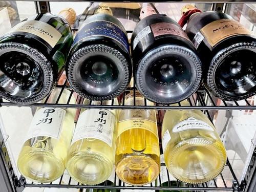 白ワインの八王子 南大沢 酒 買取