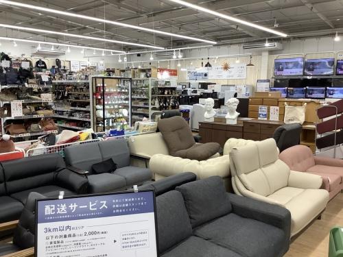 中古家具の野田 買取