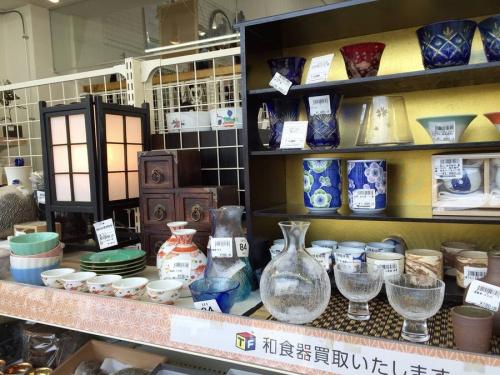 伝統工芸品の東久留米買取