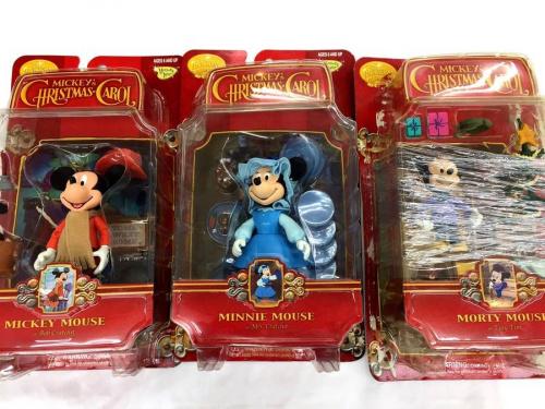 ディズニーのクリスマスキャロル