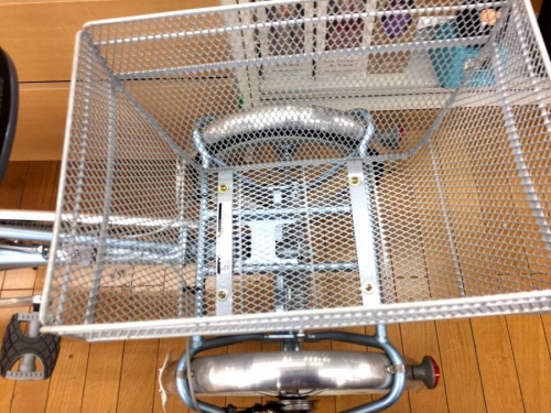 BRIDGESTONEの三輪車