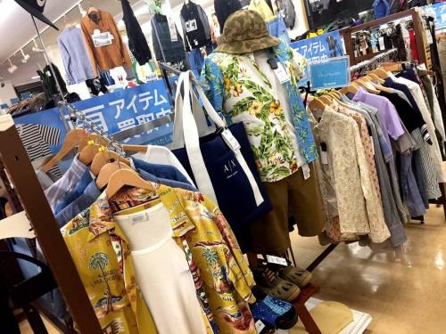 TMTの東久留米店衣類