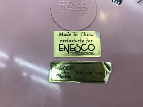 ENESCOのオルゴール