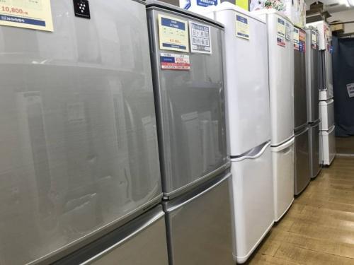 冷蔵庫 中古の東久留米 朝霞 新座 清瀬 西東京 練馬 冷蔵庫 中古