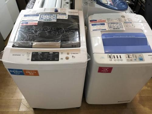 東久留米 朝霞 新座 清瀬 西東京 練馬 家電 買取の中古洗濯機