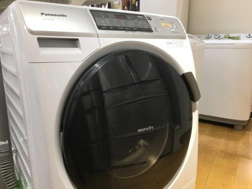 生活家電の中古 ドラム洗濯機