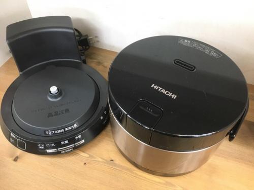 中古 家電の東久留米 朝霞 新座 清瀬 西東京 練馬 炊飯器 買取