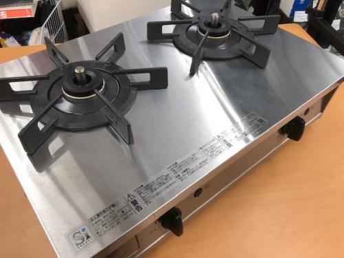 デザインキッチン家電のガスコンロ