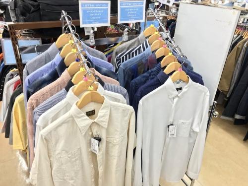 東久留米 朝霞 新座 清瀬 西東京 練馬 古着 買取の夏服