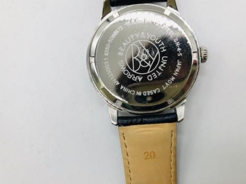 腕時計の東久留米