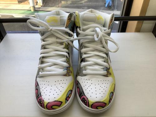 スニーカーの東久留米 中古 靴