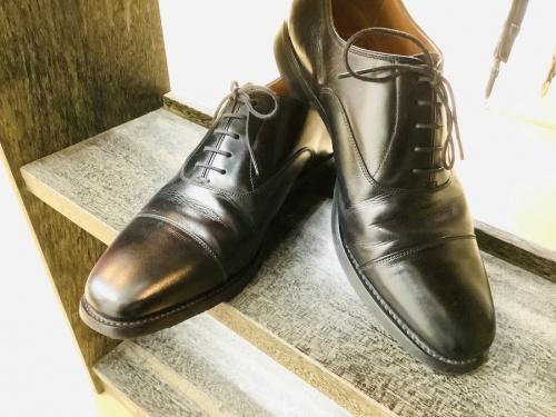 東久留米 メンズファッションの東久留米 革靴