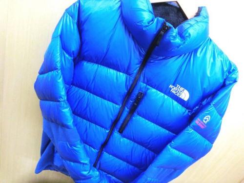 メンズファッションのアルパインヌプシジャケット