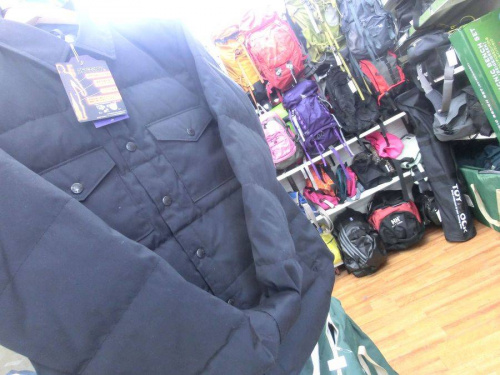 THE NORTH FACE PURPLE LABELのND2559N