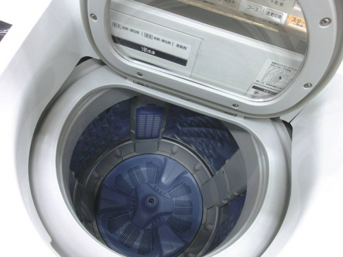 洗濯乾燥機のPanasonic
