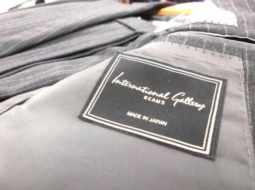 メンズファッションのセットアップスーツ