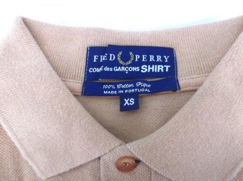 コムデギャルソン(COMME des GARCONS)のポロシャツ