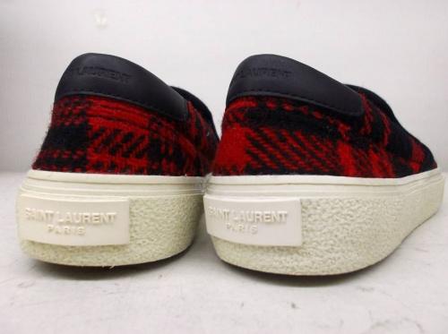 スリッポンの靴