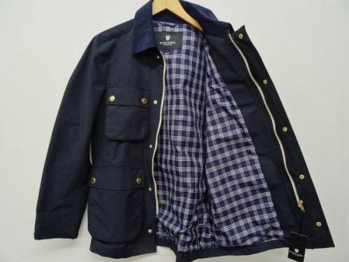ブルゾンの川崎横浜衣類
