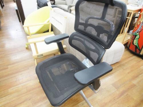 家具・インテリアのハイバックメッシュチェア