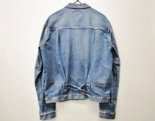 デニムジャケットの川崎横浜衣類