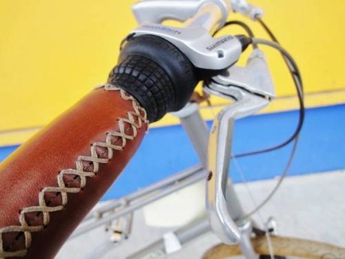 自転車のBRUNO
