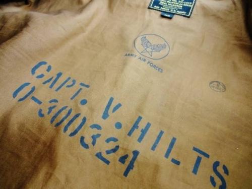 フライトジャケットの川崎横浜衣類