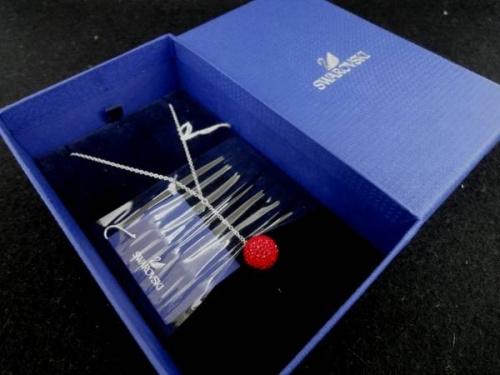 Swarovskiのネックレス
