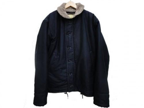 BUZZ RICKSON'Sのデッキジャケット