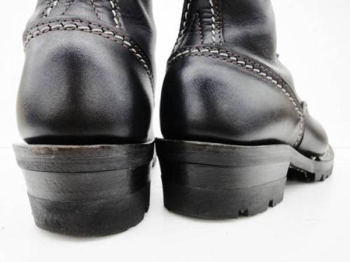 アメカジのブーツ